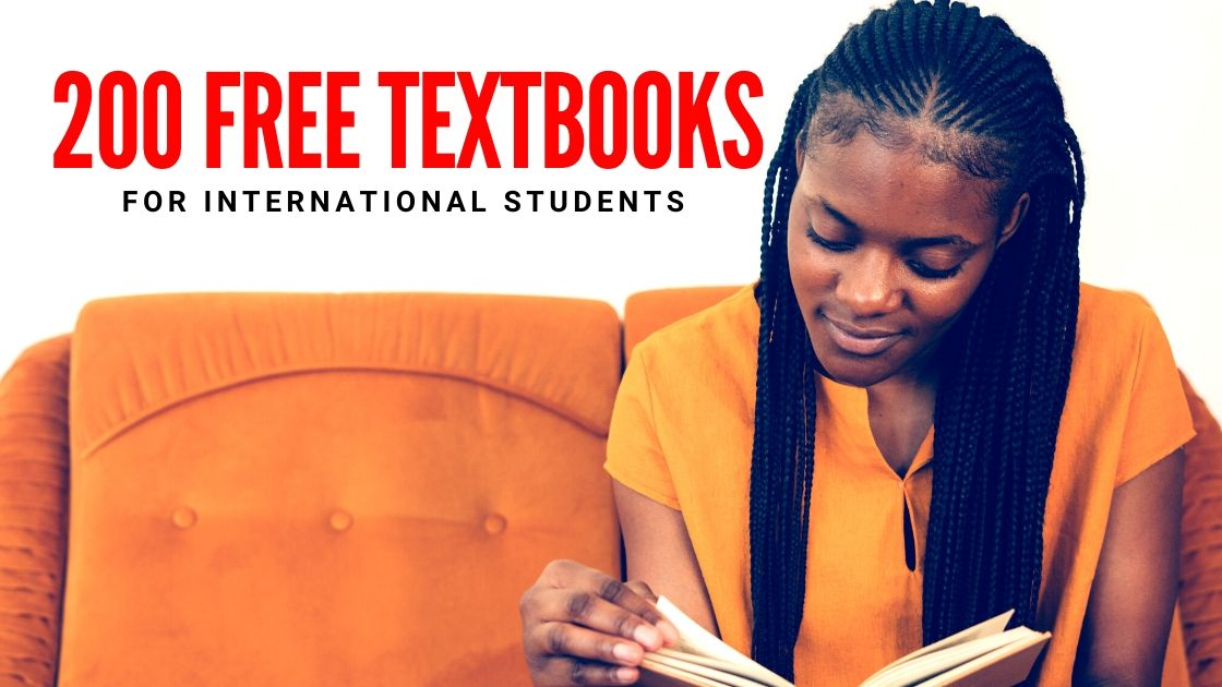 200 Free Textbooks For International Students