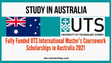 UTS International Master's Coursework