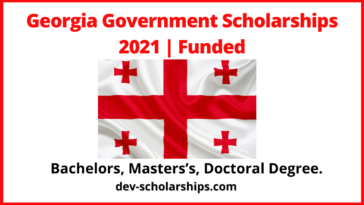 Georgia Government Scholarships 2021 | Funded