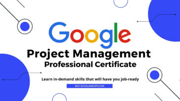 Start your path to a career in project management with Google Project Management Professional Certificate